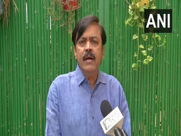 BJP leader G V L Narasimha Rao speaks to ANI in New Delhi on Tuesday. (Photo/ANI)