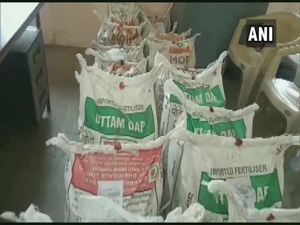 Narcotics seized by the police in Washim. Photo/ANI