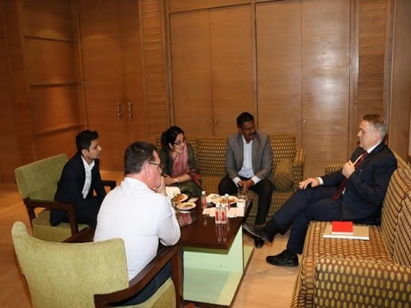 Interaction with Nasscom Leaders and key Clients
