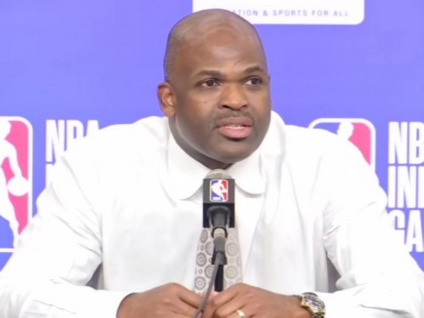 Indiana Pacers' coach Nate McMillan