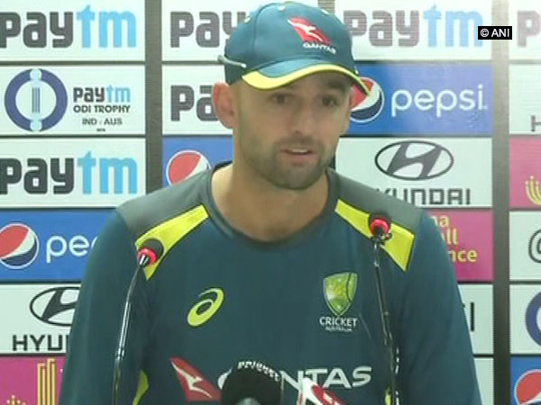 Australia off-spinner Nathan Lyon (ANI picture)