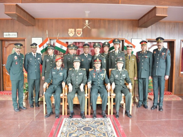 A special BPM  held between Indian Army and Chinese PLA to celebrate the 73rd Independence Day of India.