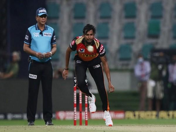 SunRisers Hyderabad pacer T Natarajan (Photo/ iplt20.com)