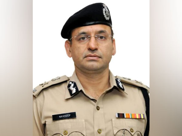 Additional Director General of Police, Law and Order, Navdeep Singh Virk