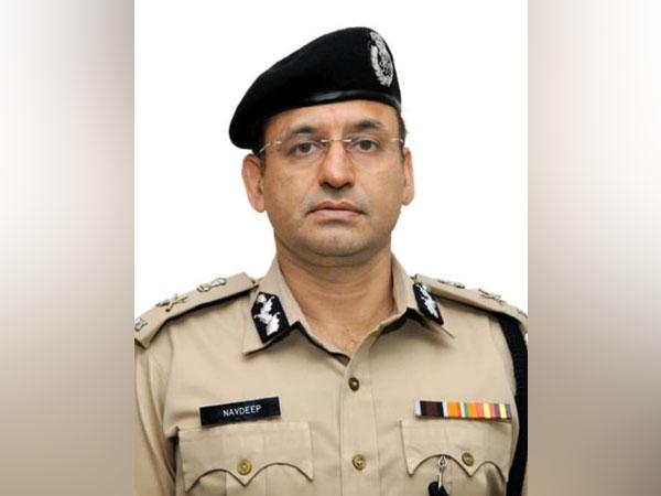 Haryana ADGP (Law and Order) Navdeep Singh Virk (File photo