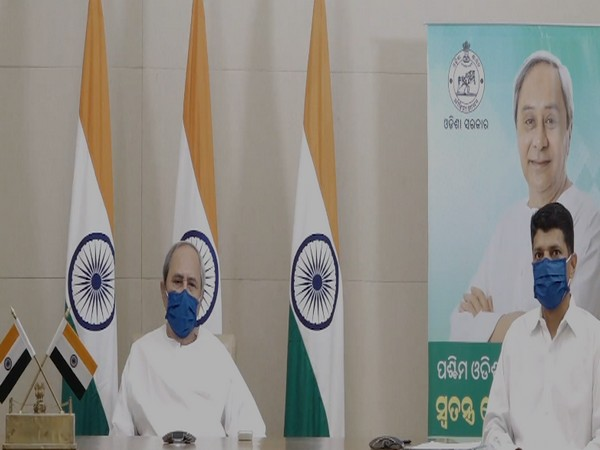 Odisha CM Naveen Patnaik expressed confidence that the state will soon be free from this COVID crisis. (Photo/ANI)