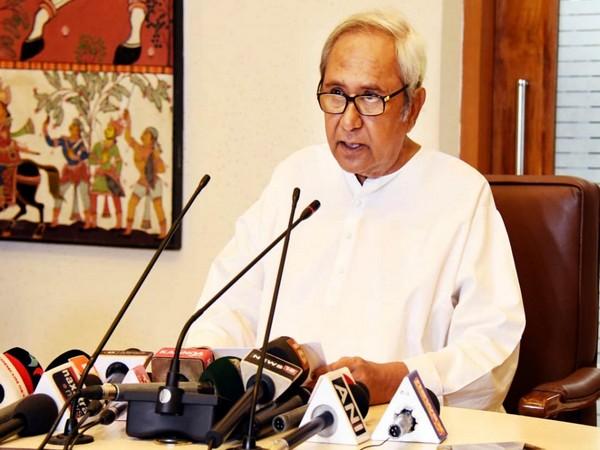 Odisha Chief Minister Naveen Patnaik [File Image]