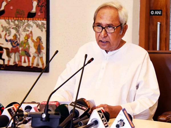 Odisha Cheif Minister Naveen Patnaik (File photo)