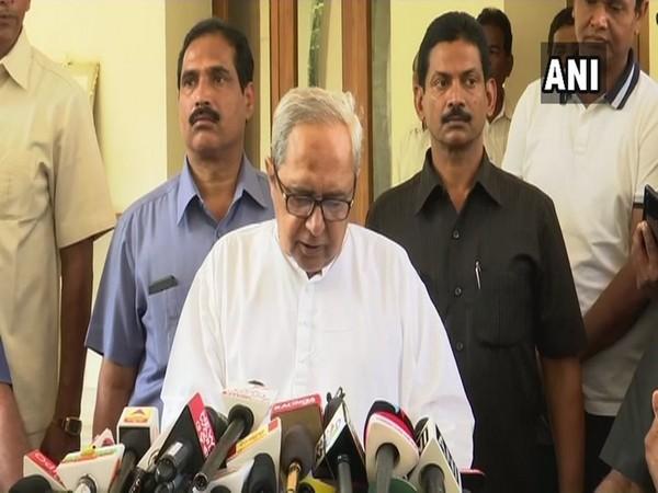 Odisha Chief Minister Naveen Patnaik