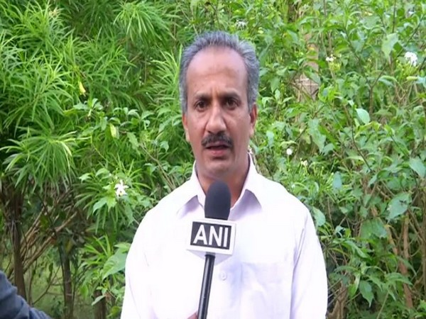 Navyashree Nagesh from Karnataka believes that forests could grow near cities too [Photo/ANI]