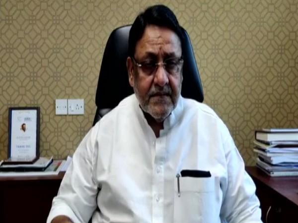 Maharashtra Minister Nawab Malik. (Photo/ ANI)