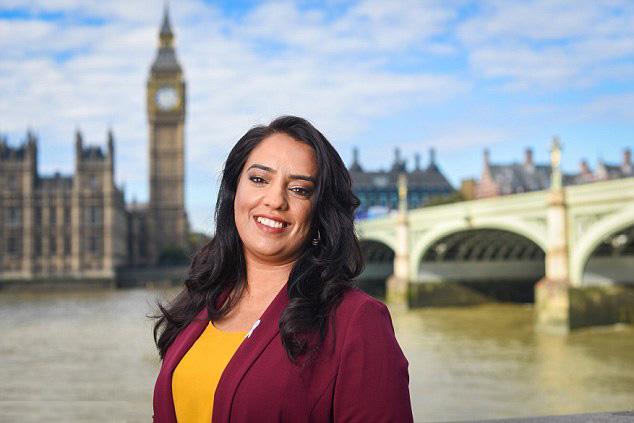 Pakistani origin member of the British Parliament Naz Shah (File photo)