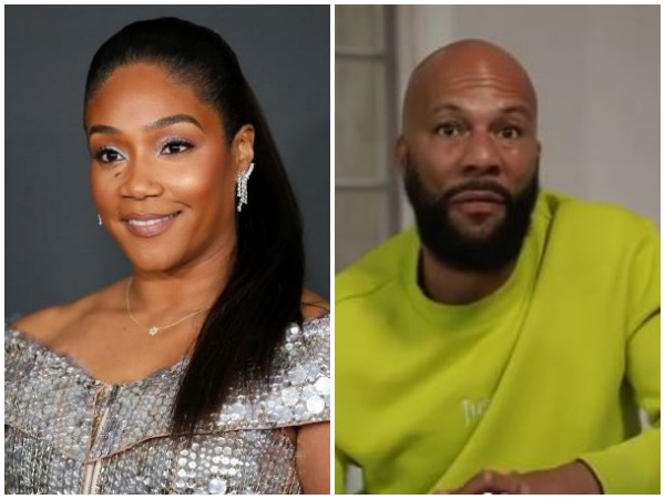 Tiffany Haddish and Common (Image courtesy: Instagram)