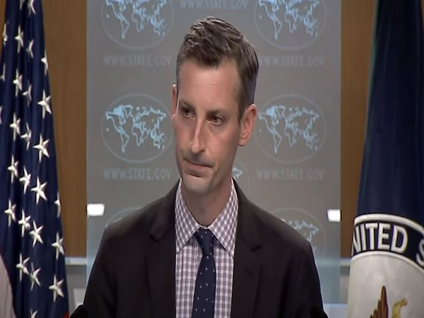 US State Department spokesperson, Ned Price