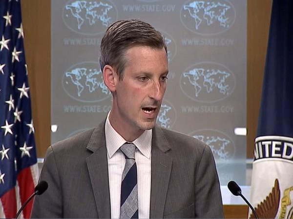 US State Department spokesman Ned Price