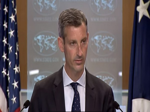 US Department of State's spokesperson Ned Price. (File photo)