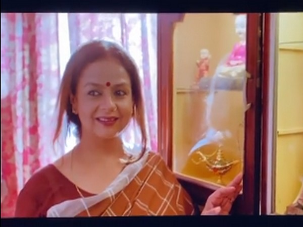 Veteran actor Neelima Azeem in a still from film 'Dolly Kitty Aur Woh Chamakte Sitare' (Image Source: Instagram)