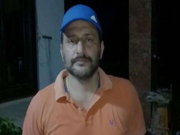BJP MLA Neeraj Kumar Singh Bablu. Photo/ANI