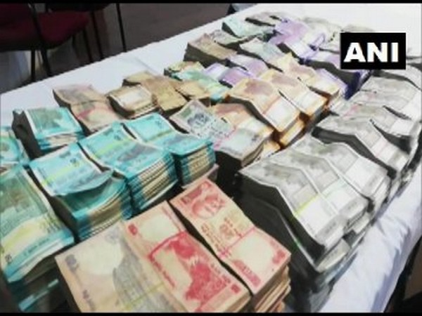 Cash seized by Police in Andhra Pradesh