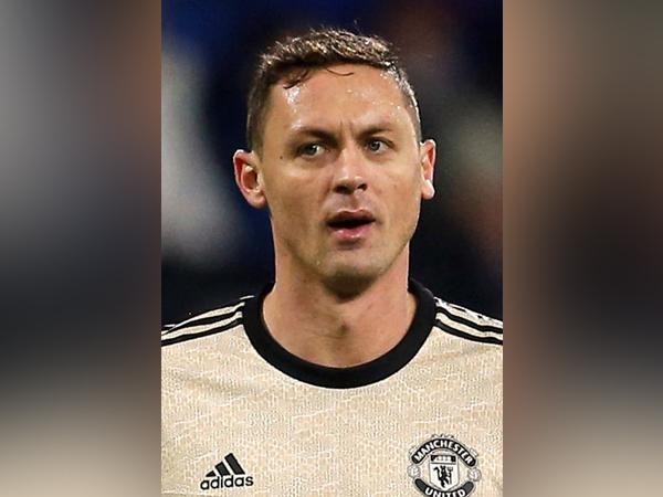 Manchester United player Nemanja Matic