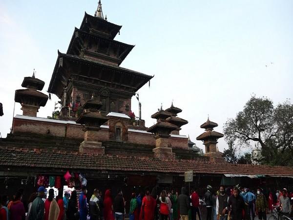 Taleju Bhawani Temple.