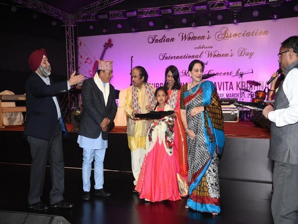 Indian Women's Association organises Charity music concert in Kathmandu on the occasion of International Women's Day