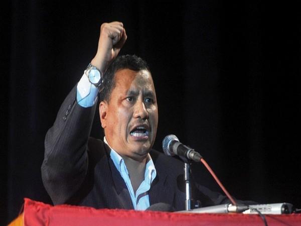 Nepal Communist Party chief Netra Bikram Chand