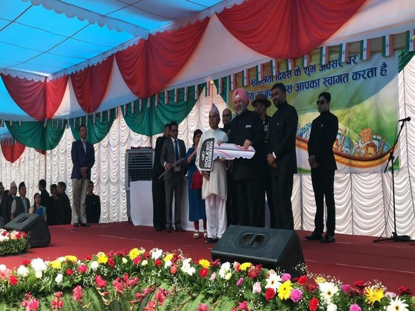 Indian Embassy in Nepal celebrated Independence Day on Thursday