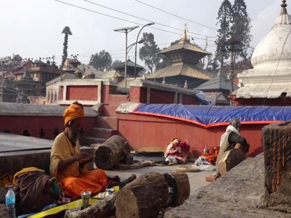 The Pashupatinath Temple of Nepal (Photo/ANI)