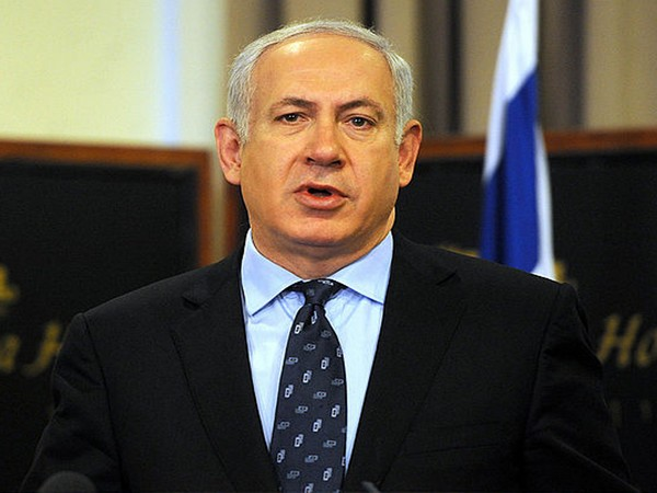 Israeli Prime Minister Benjamin Netanyahu (File pic)