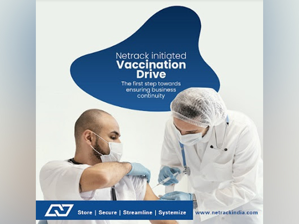 Netrack Initiated Vaccination Drive