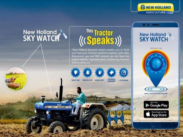 New Holland - SKY WATCH™
