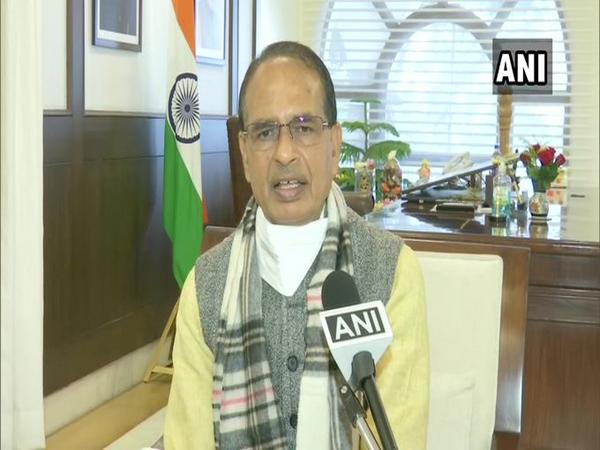 Madhya Pradesh Chief Minister Shivraj Singh Chouhan speaks to ANI.