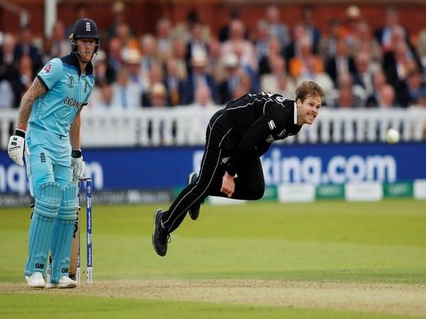 New Zealand bowler Lockie Ferguson
