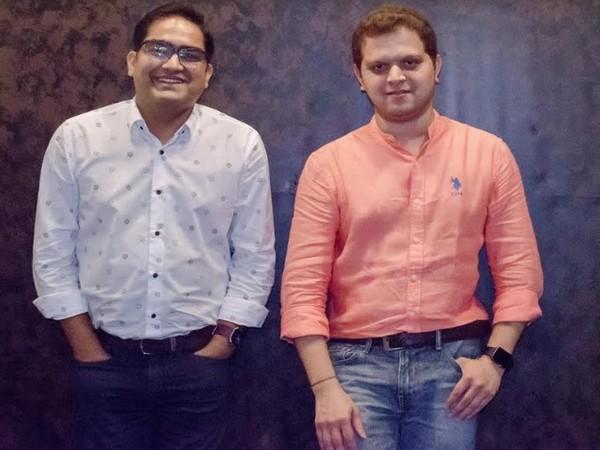 6Degree Founders Amit Bhardwaj and Nikhil Hegde
