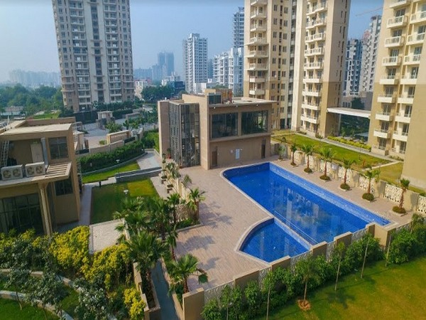 AlphaCorp, GurgaonOne, Sector 84 located at the heart of New Gurugram adjacent to Dwarka Expressway