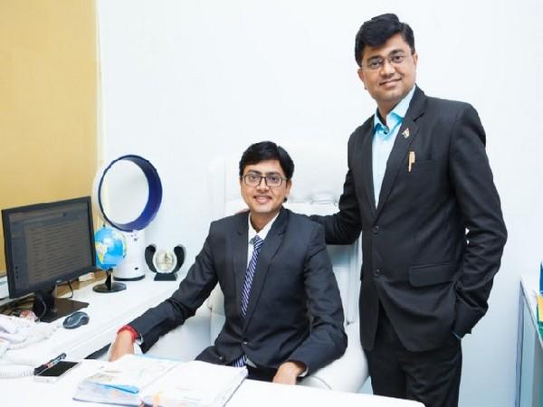 Next Generation Leaders of Sudarshan Pharma Industries