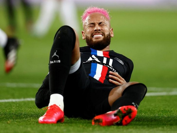 PSG striker Neymar