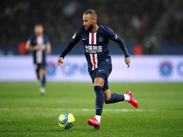 Paris Saint-Germain striker Neymar. (File image)