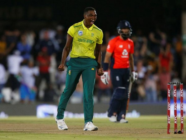 South Africa pacer Lungi Ngidi
