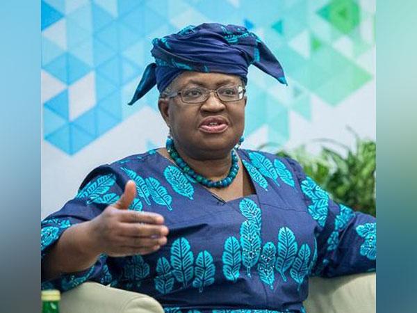 Ngozi Okonjo-Iweala. (Photo credit: Twitter/Ngozi Okonjo-Iweala)
