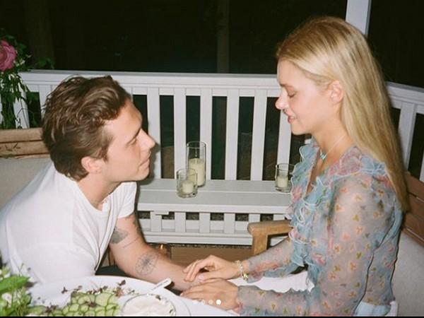 Brooklyn Beckham and Nicola Peltz (Image source: Instagram)