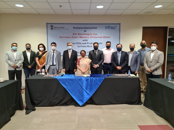The third round of Foreign Office Consultation (FOC) between India and Costa Rica was held in San Jose on 16 September 2021.