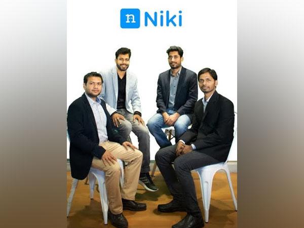 L to R: Shishir CBO, Nitin CMO, Keshav CTO, Sachin CEO