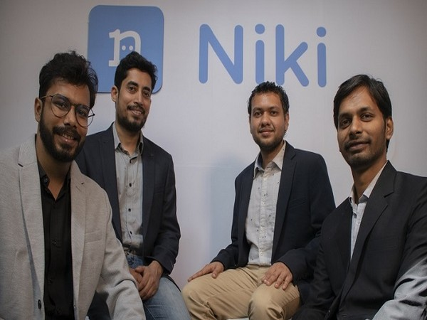 Niki Founders (left to right)- Nitin (Co-Founder & CMO), Keshav (Co-Founder & CTO), Shishir (Co-Founder & CBO), Sachin Jaiswal (Co-Founder & CEO)