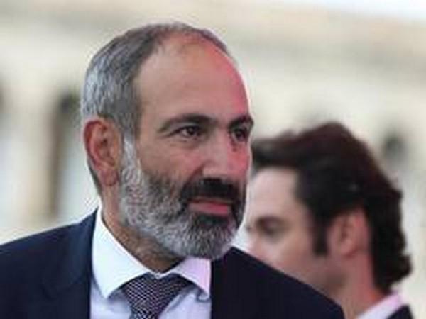 Armenia Prime Minister Nikol Pashinyan (File photo)