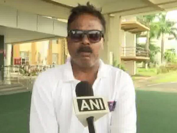 Hima's coach Nipon Das