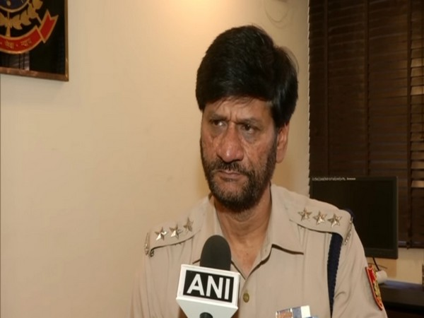 ACP Rajender Singh, part of the team probing the case, talking to ANI in New Delhi on Friday. Photo/ANI