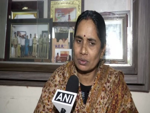 Asha Devi, mother of 2012 Delhi gang-rape victim Nirbhaya, speaking to ANI in New Delhi on Tuesday. Photo/ANI