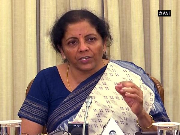 Finance Minister Nirmala Sitharaman in New Delhi on Friday